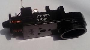 L-rele Termico 110v 1/6hp Para Compresores Aire O Nevera