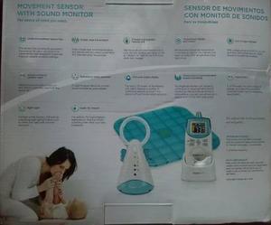 Monitor De Bebe Con Sensor De Movimiento Angel Care Usado