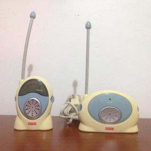 Radio Monitor Fisher Price Para Bebé