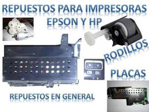 Repuestos Para Impresoras Epson