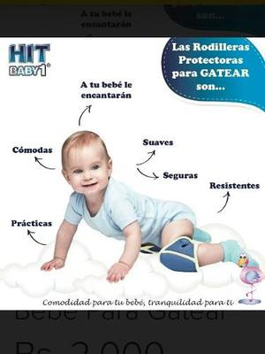 Rodilleras Para Bebes Marca Hit Baby