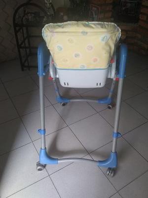 Silla De Bebe.. Happy Baby Usada