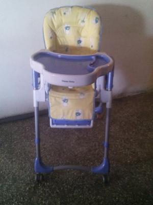 Silla De Comer Para Bebe Happy Baby