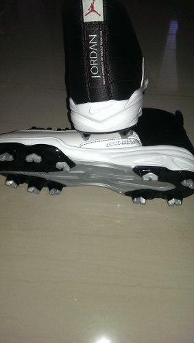 Zapatos De Beisbol Jordan Taco De Goma Talla 12