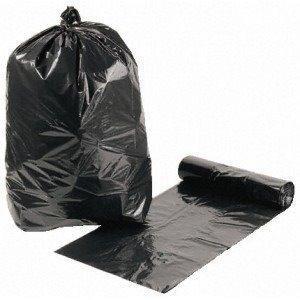 Bolsas Negras De 40 Kg Calibre 12