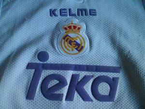 Camiseta Original Real Madrid Temp