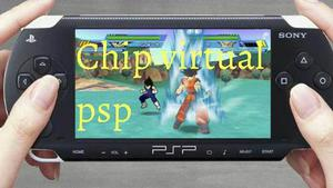 Chip Virtual Psp Y 3ds