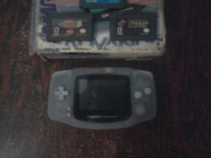 Game Boy Advance Viene Con 3 Juegos