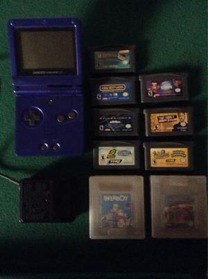 Game Boy Sp Advance