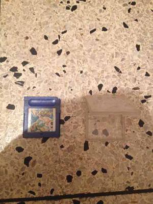 Juego De Pokemon Azul Para Game Boy