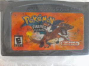 Juego Game Boy Advance Pokemon