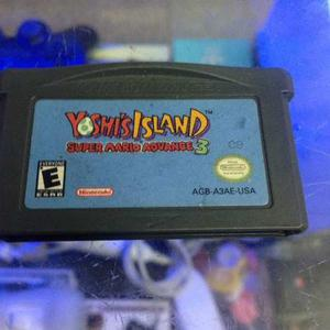 Juego Gameboy Advance Yoshiisland Super Mario Advance 3