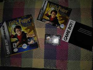 Juego Harry Potter Y La Camara Secrera Para Gameboy Advance