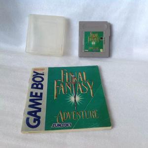 Juego Nintendo Game Boy, Color, Advance - Final Fantasy A