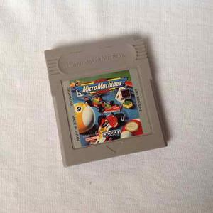 Juego Nintendo Game Boy - Micro Machine