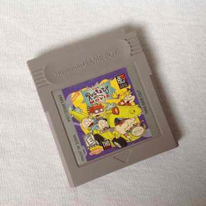 Juego Nintendo Game Boy - Rugrats Movie
