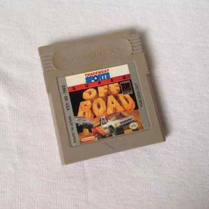 Juego Nintendo Game Boy - Súper Off Road