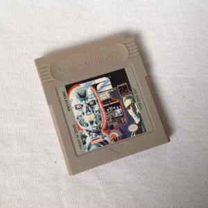 Juego Nintendo Game Boy - Terminator 2 Arcade Game