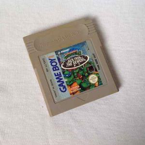 Juego Nintendo Game Boy - Tortugas Ninja 2