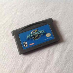 Juego Nintendo Gameboy - Metroid Fusión