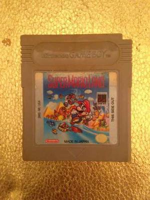 Juego Súper Mario Land Para Gamebo