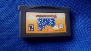 Juego Super Mario Bros 3 (super Mario Advance) Gba