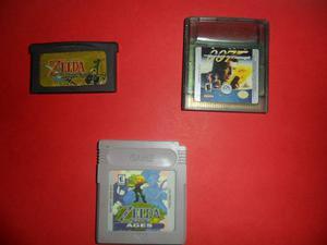 Juegos De Game Boy Color Y Advance. Genéricos