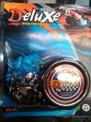 Moto De Juguete Deluxe Need For Speed