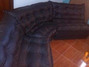 Muebles Modulares En Semicuero Nuevos.