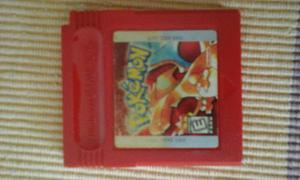 Pokemon Red Version Para Gameboy