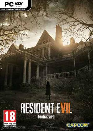 Resident Evil 7 Biohazard Para Pc Digital