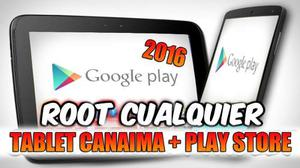 Rootear Tablet C.a.n.a.i.m.a
