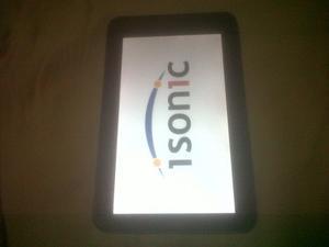 Tablet Telefono Isonic Para Repuesto O Reparar Software