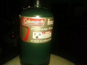 Bombona Coleman Nueva