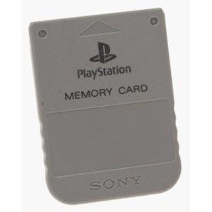 Memory Card Sony Play Station 1