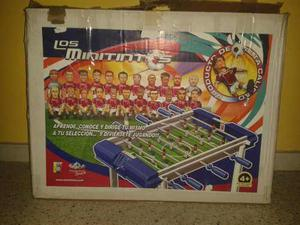 Mesa De Futbolin Minitintos Original