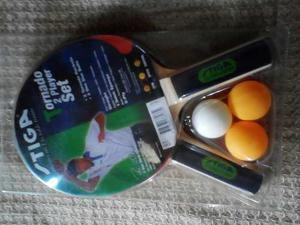 Set De Raquetas Stiga Ping Pong