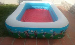 Piscina Inflable Con Bomba Para Inflar