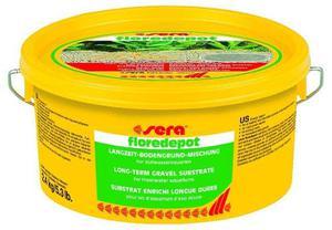 Sera Floredepot 2.4 Kg, Abono Para Plantas Acuáticas