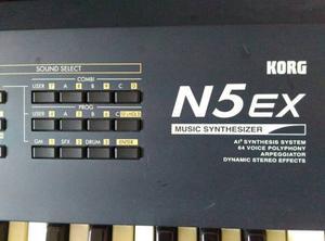 Teclado Korg N5ex