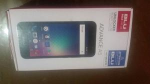 Blu Advance A5 Doble Sim, Negro, Android 6.0, 4g H+, 8gb.