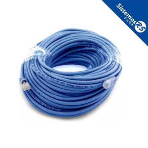 Cable De Red 50mts Patch Cord Internet Utp Rj45