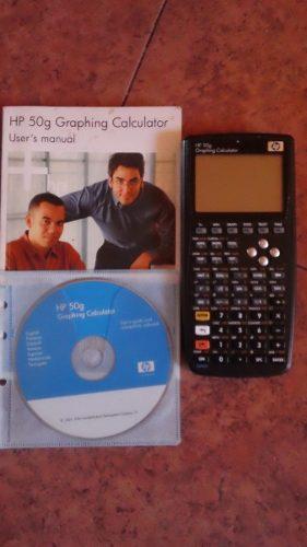 Calculadora Graficadora Hp 50g Uso Manual
