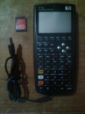 Calculadora Gráfica Hp 50 G