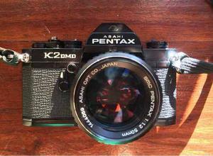 Camara Profesional Pentax K2 Dmd Slr Lente 50mm 1:1.2