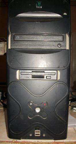 Case X-tech Con Fuente De Poder 500w