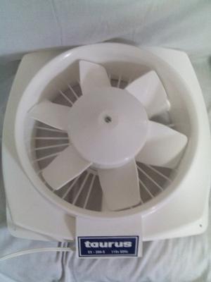 Extractor De Aire Taurus De 8 Pulgadas