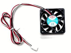 Fan Cooler Ventilador 12v 7cm 70 X 70 Mm X 10mm Para Pc