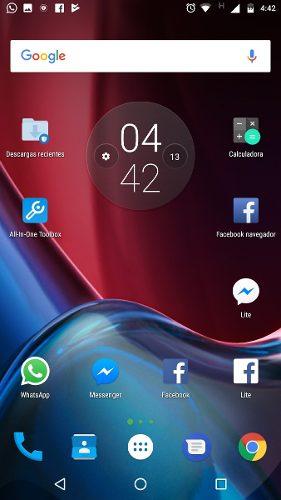Moto G4 Plus 2ram/16gb Vendo O Cambio Solo Por Otro Telefono