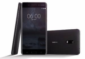 Nokia 6 - 3gb/32gb - 16mp/8mp, Lector De Huella, 5.5, Duals